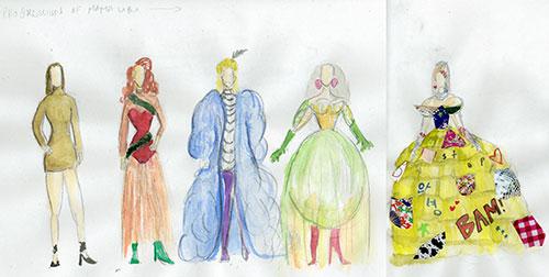 Designs by Abigail Esteireiro
