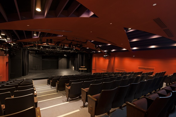 Robert Gill Theatre Stage