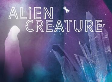 Alien Creature website graphic