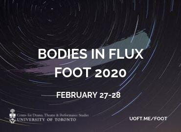 FOOT Call For Proposals