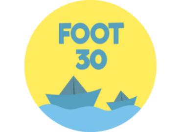 FOOT30 logo