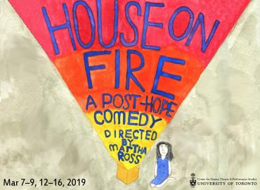 House on Fire - Mainstage show