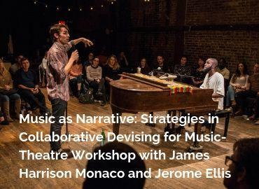 James Harrison Monaco and Jerome Ellis