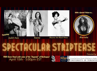 four female legends of burlesque