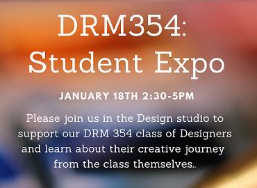 Student Expo graphic