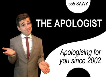 The Apologist play