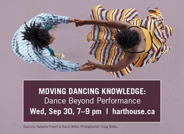 photo of Moving Dance Knowledge event