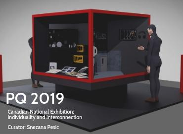 Image of Canadian National exhibit for PQ 2019