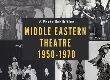 Photo Exhibition: Middle Eastern Theatre