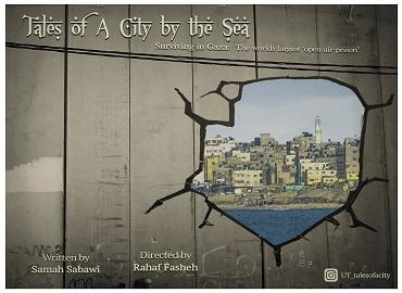Tales of a City by the Sea promo