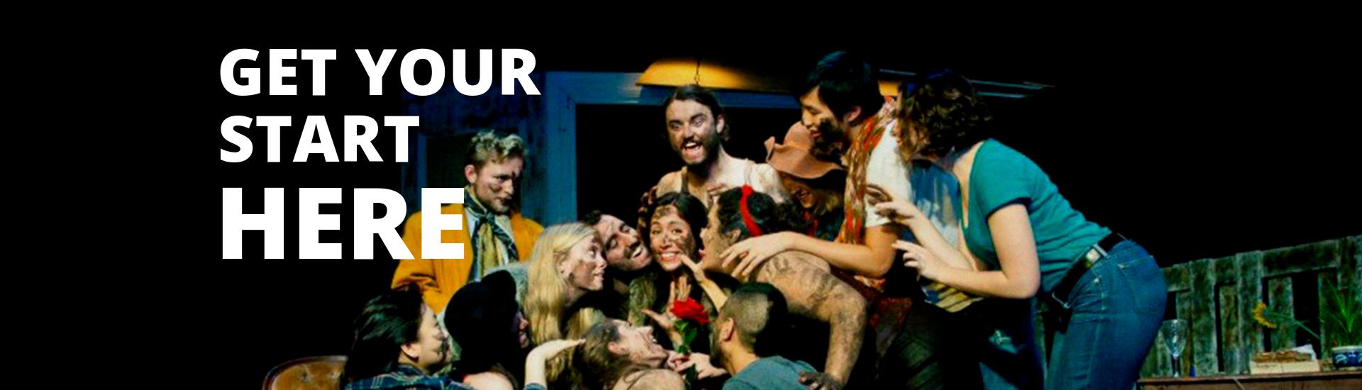Centre for Drama, Theatre & Performance Studies | University